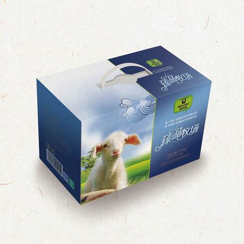 科尔沁牛业臻品牧场礼盒