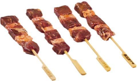 科尔沁牛业加工牛肉-牛排串