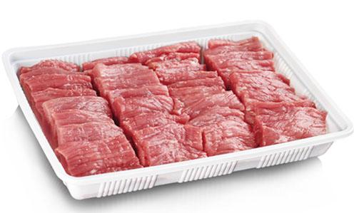 科尔沁牛业加工牛肉-牛肉片