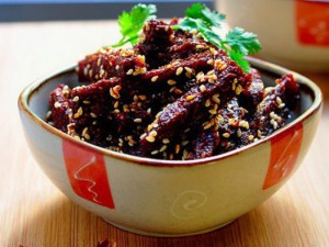 制作川味麻辣牛肉干的小诀窍-科尔沁牛业